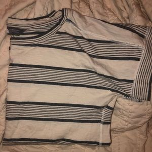 {The North Face} striped t